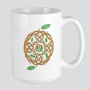 Celtic Balance Large Mug